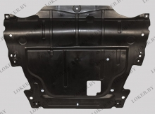Защита двигателя Ford S-MAX 2010-2015