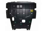 Защита картера двигателя и КПП SUZUKI SX4 2013-