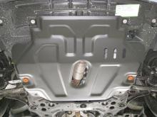 Защита картера и КПП Chevrolet Aveo II 2012-н.в.(возможна установка)