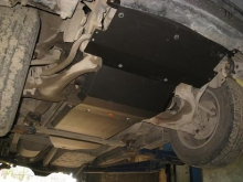 Защита АКПП и РК Hyundai Terracan(возможна установка)