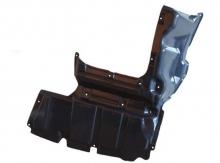 Защита двигателя правая Toyota Avensis II 2003-2008 полиэтилен(возможна установка)