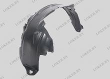 Защита крыльев (подкрылок) передний правый Honda CR-V III 2006-2012 (74100-SWA-A00)(возможна установка)