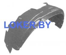 Защита крыльев (подкрылок) передний левый Hyundai IX35 2010- (86811-2S000)(возможна установка)