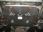 Защита картера и КПП Volvo XC90 I 2002-2014(возможна установка)