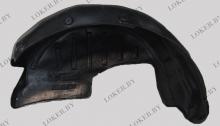 Защита крыльев (подкрылок) задний правый Opel Zafira A 1999-2006(возможна установка)