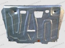 Оцинкованная защита картера и КПП Toyota Corolla X (E140, E150) 2006-2012