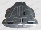 Оцинкованная защита картера и КПП Honda CR-V III 2006-2012