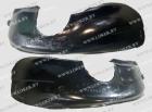 Защита крыльев передние (пара) Chevrolet Aveo I 2003-2008