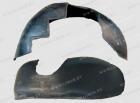 Защита крыльев передние (пара) Nissan Almera Classic 2006-2013