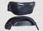Защита крыльев (подкрылок) задние спарка IVECO Daily 2000-2006