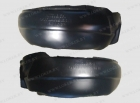 Защита крыльев задние (пара) Mitsubishi Outlander III 2012-