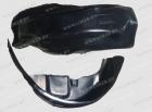 Защита крыльев задние (пара) Mitsubishi Pajero IV 2006-