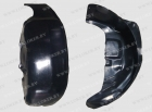 Защита крыльев задние (пара) Mitsubishi Pajero Sport II 2008-2015