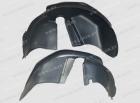 Защита крыльев задние (пара) Nissan Juke 4*2 2010-