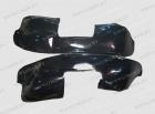 Защита передних крыльев (пара) Chrysler Voyager IV 2001-2008