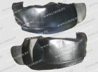 Защита передних крыльев (пара) Toyota Land Cruiser 100 Series 1998-2007