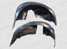 Защита задних крыльев Kia Rio II 2005-2011