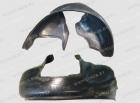 Защита задних крыльев (пара) Kia Spectra 2000-2011