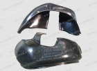 Защита задних крыльев (пара) Lada Granta 2011-
