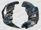 Защита задних крыльев (пара) Lada  Largus 2012-