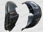 Защита задних крыльев (пара) Lada Priora 2007-