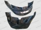 Защита задних крыльев (пара) Lada  XRAY 2015-