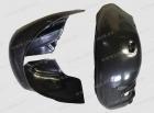Защита задних крыльев (пара) Renault Logan I 2004-2013
