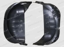 Защита задних крыльев (пара) Renault  Master 2010-