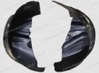 Защита задних крыльев (пара) Renault Sandero 2009-2014