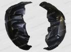 Защита задних крыльев (подкрылок) Renault Stepway 2014-н.в.